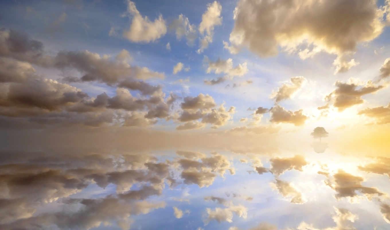 небо, фотографиях, красивые, трогали, ever, когда, пост, oblaka, облаками, музыкой, красивое,