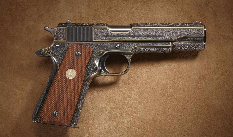 colt, кольт, пістолет, oruzhie, пистолет,