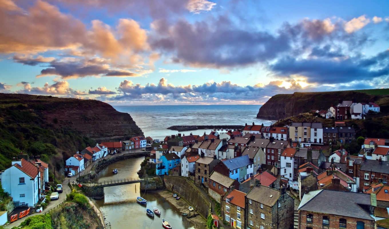 место, небо, город, фотографий, free, море, большого, разрешения,