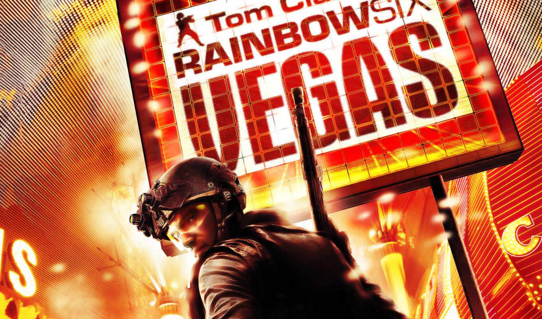 vegas, rainbow, six, psp, tom, clancy,