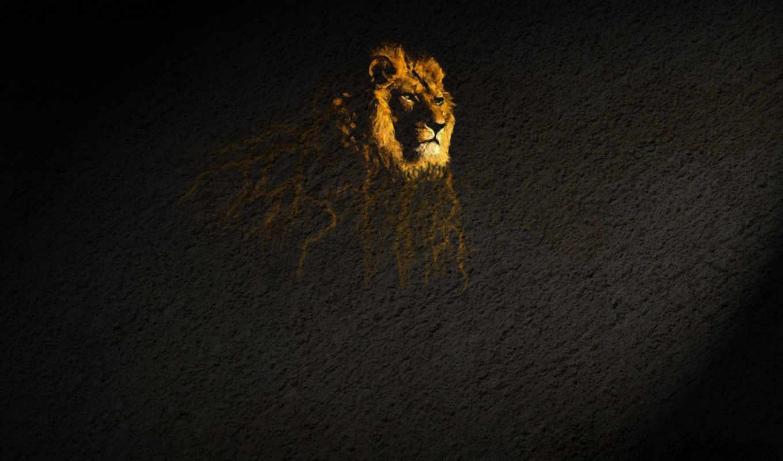 лев, подтёки, поверхность, nokia, смотрите, зодиака, картинку, правой, минимализм, кнопкой,