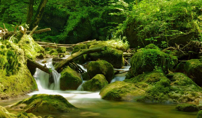 waterfalls, desktop, также, available, outdoors, ан, фон, экран, resolutions,