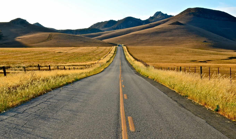 summer, landscape, обоях, дорога, ago, добавлено, garden, года, пейзажи -,