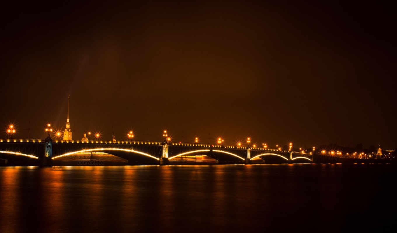 петербург, photos, санкт, russian, ночь, мост, нева, flickr, desktop,
