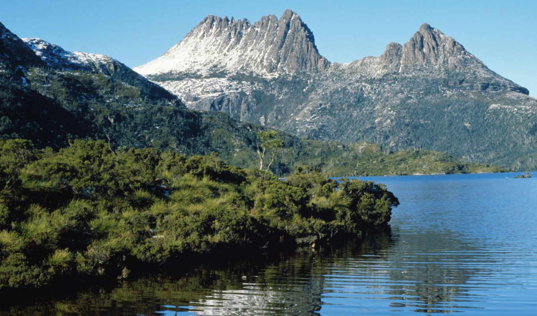 австралии, landscapes, australia, free, tasmania, desktop, растительность, прибрежная, мир, full, amazing, nature, животный, мира, остров,