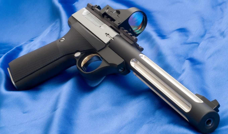 оружие, браунинг, waffe, пистолет,