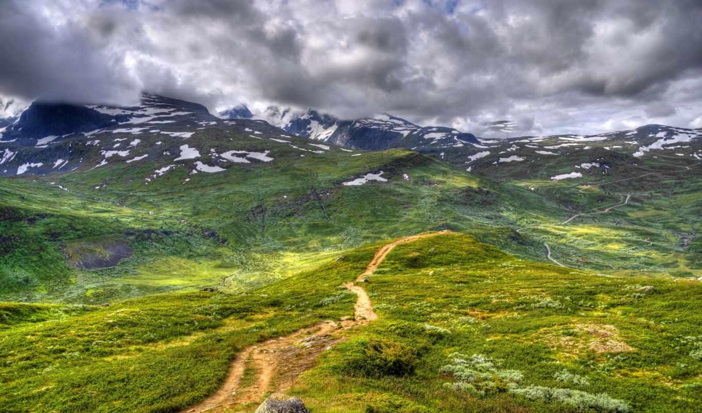 денег, гора, природа, облака, горы,