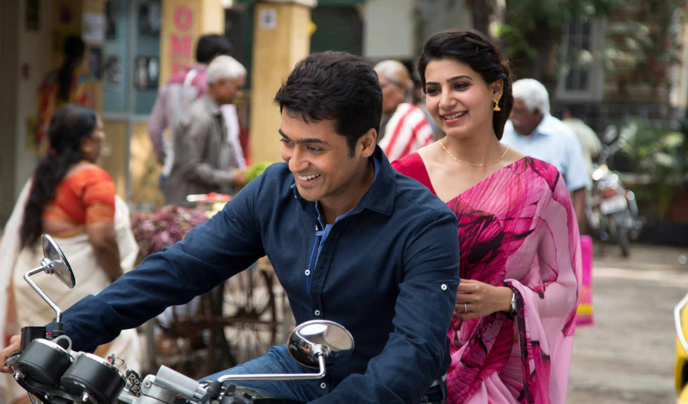 samantha, movie, suriya, surya, photos, stills, latest, сниматься, nithya, ruth,