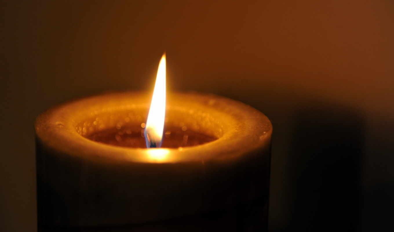 black, макро, зелёный, свеча,