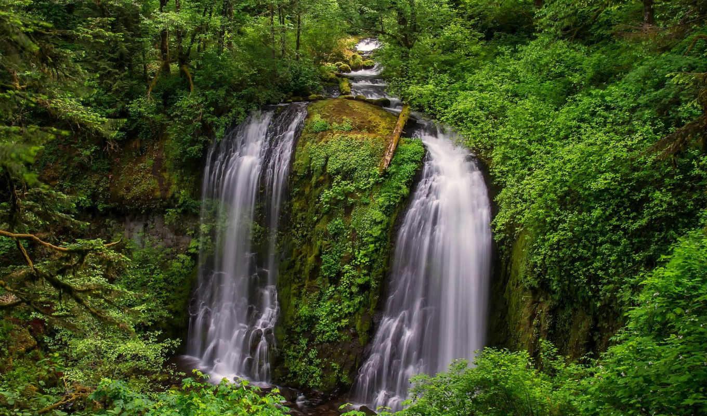 природа, falls, водопад, категории,
