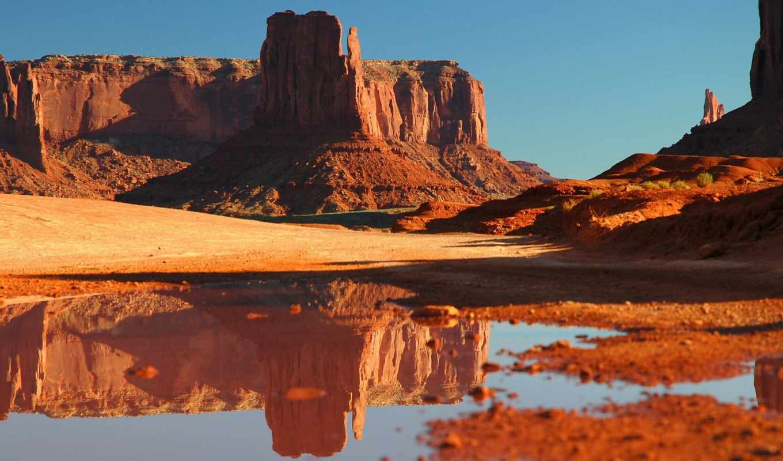 каньон, озеро, скалы, tapety, картинка, obrázky, views,