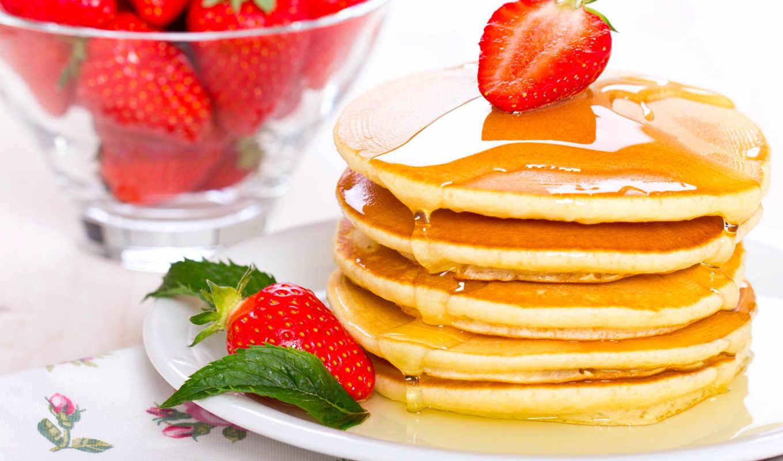 блин, клубника, photos, images, stock, pancakes, shutterstock, resep, vectors, free,