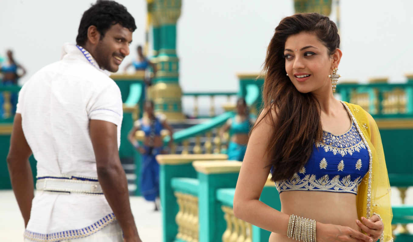 пули, paayum, kajal, vishal, movie, aggarwal, video, photos,