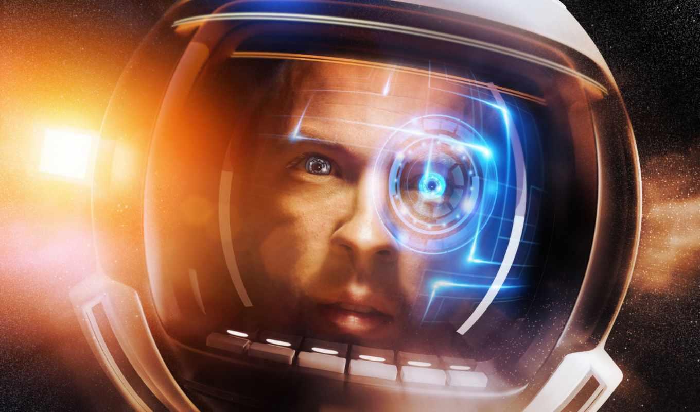 космонавт, art, cosmos, взгляд, интерфейс, шлем, астронавт, hardware, частоты, элементов,