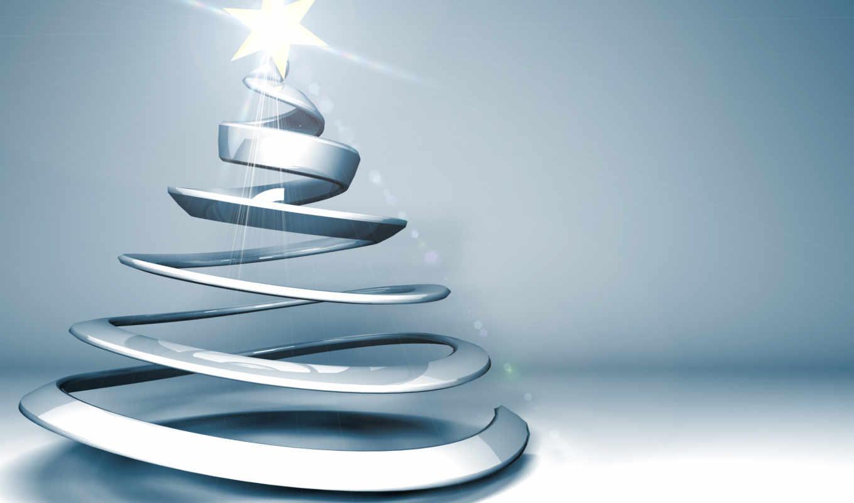 new, год, праздник, графика, дерево, christmas,