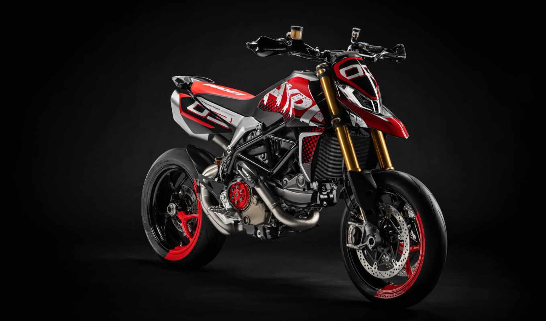ducatus, hypermotard, concept, мотоцикл