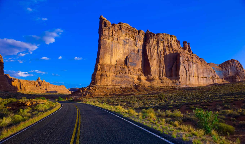 калифорния, bixby, bridge, дорога, скалы, сша, миром, путешествуя, бесплатные,