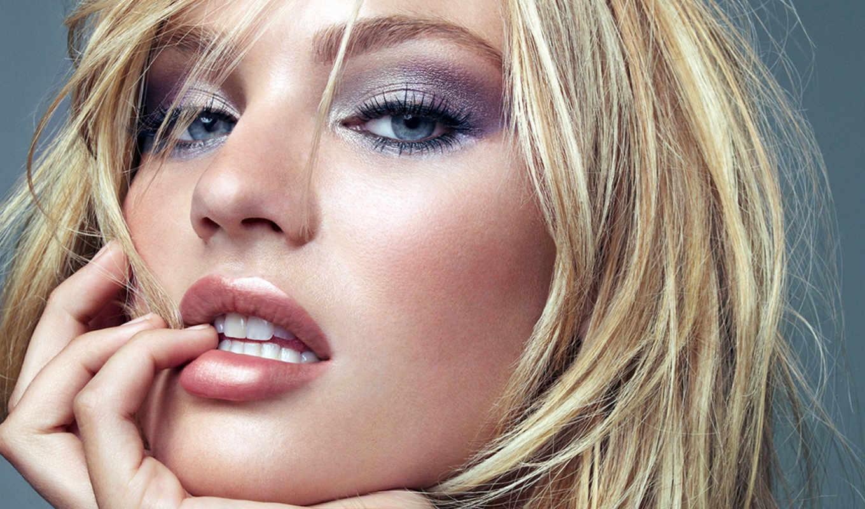 candice, swanepoel, макияж, women, blondes, глаз, inspired,