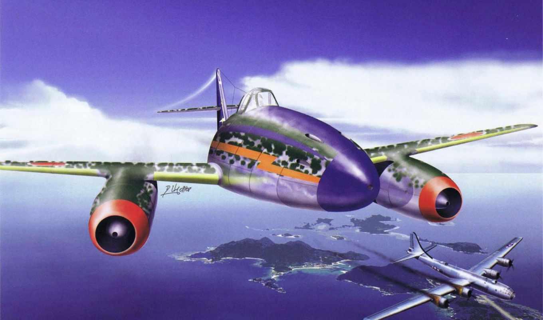 karyu, nakajima, картинка, бомбардировщика, проект, истребителя,