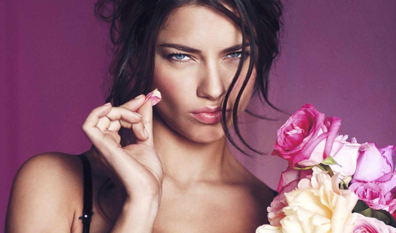 красавица, lima, adriana, глаза, more, изображение, resolution,