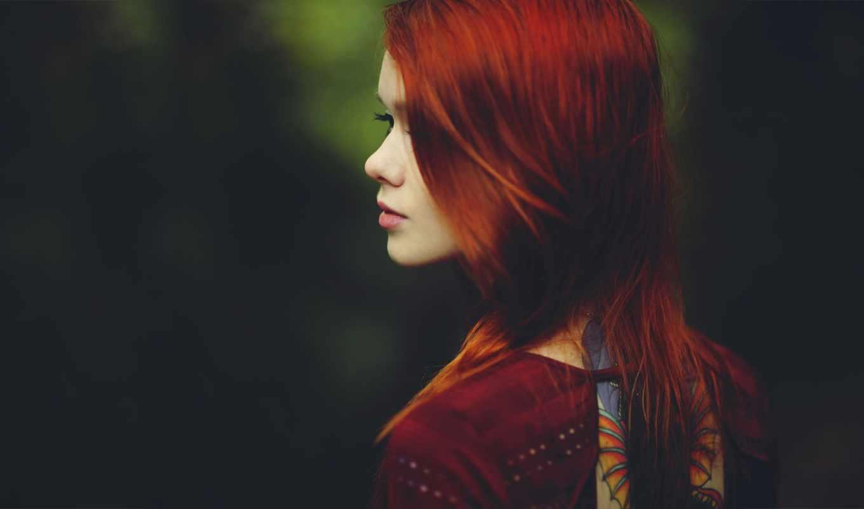 милая, devushka, янв, рыжая, нескучные,