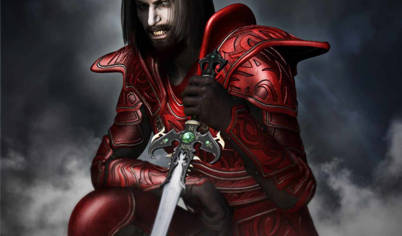 fantasy, medieval, knights, рыцарь, фото, dungeons, this, демон,