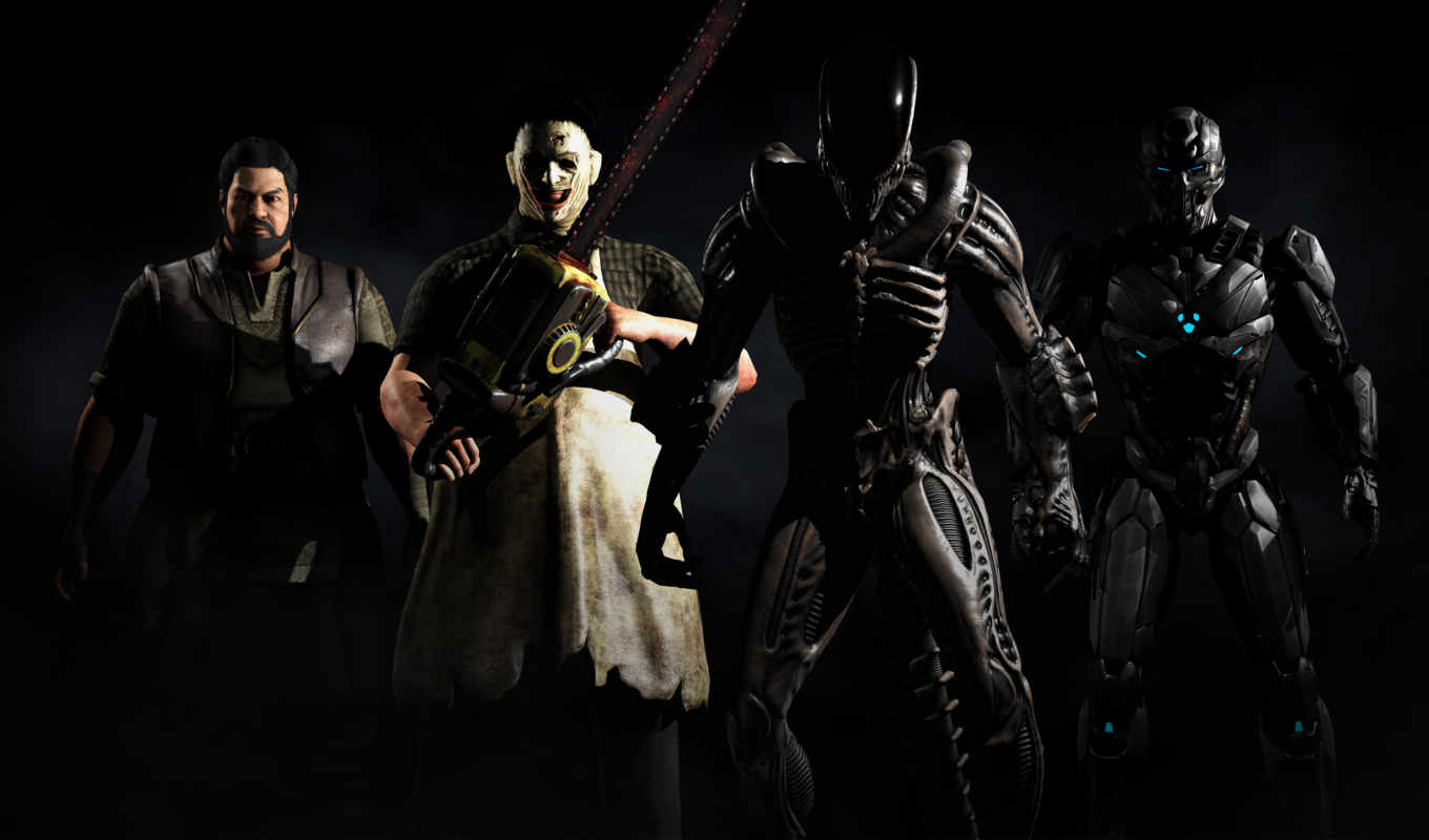 kombat, mortal, leatherface, alien, boş, rai, cho, final, pack,