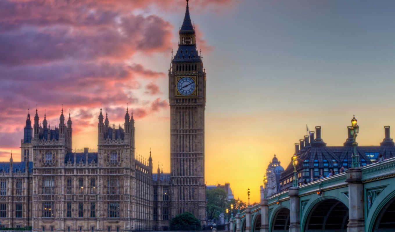 биг, бен, london, мост, buckingham, биг бен, глаз, westminster,