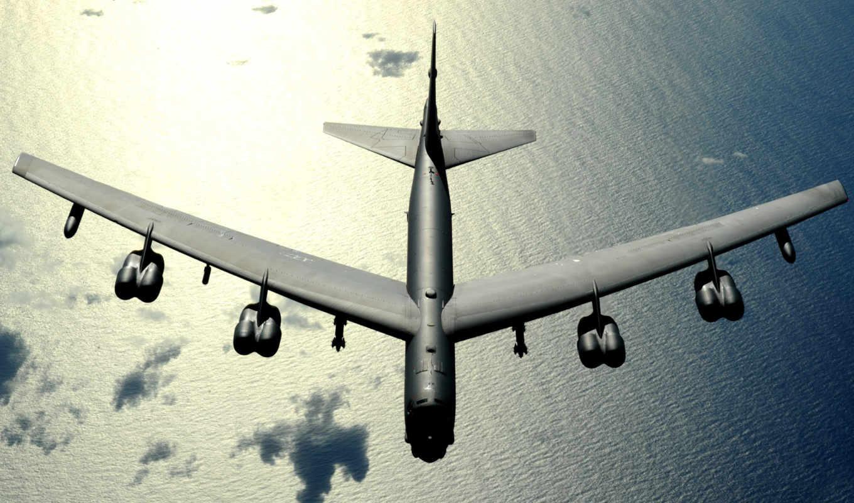 бомбардировщик, военный, самолёт, stratofortress, рейтинг, июнь, boeing, usa, наши, стратегический,