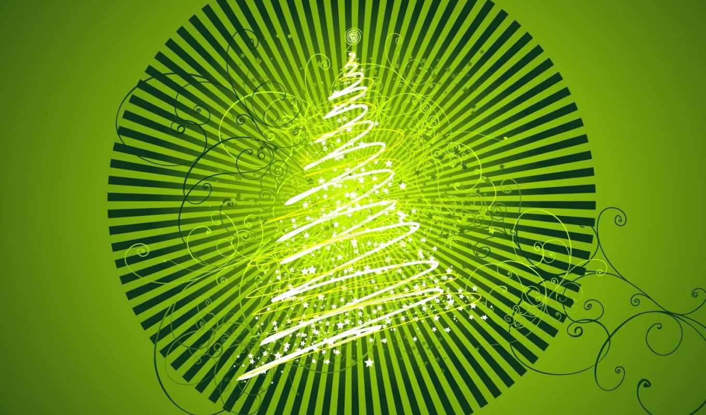 новый, год, елка, нравится, праздник, зелёный, christmas, house, vector,