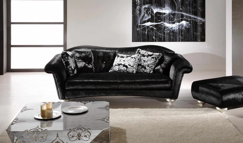 белый, диваны, диван, дизайне, используется, гостиных, цвет, предоставляя, успехом, кресло, интерьер,