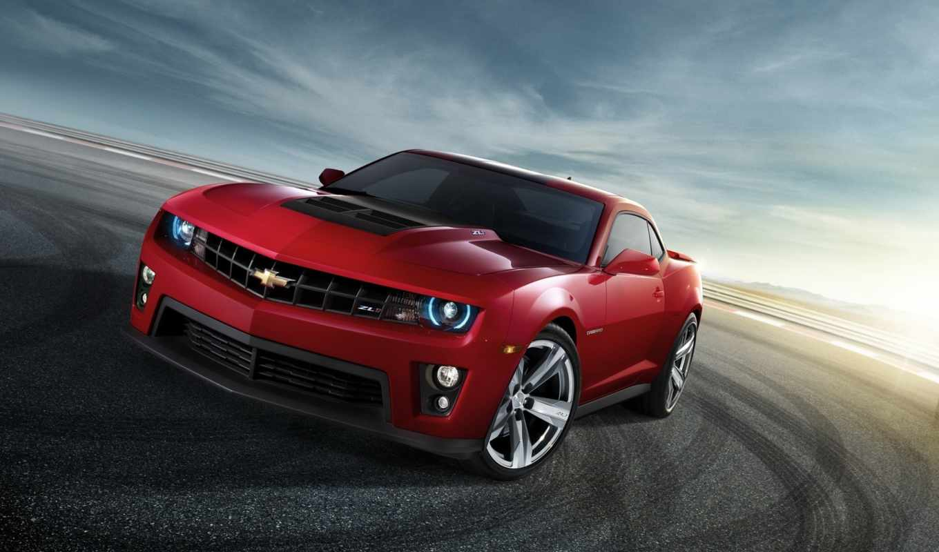 camaro, zl, chevrolet, chevy, автомобили, front, with, красный, angle,