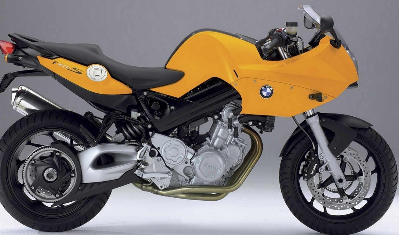 bmw, motorrad, картинку, желтый, moto, bilder, мотоциклы,