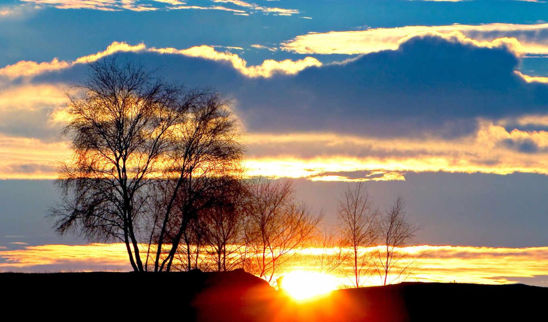 sunset, wallpaper, искать, wallpapers, nature, size, рассвет,