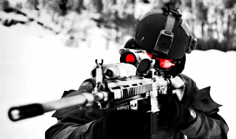 снайпер, оптика, зима, desktop, bilder, оружие, прицел, бесплатные, очки, солдат, винтовка,