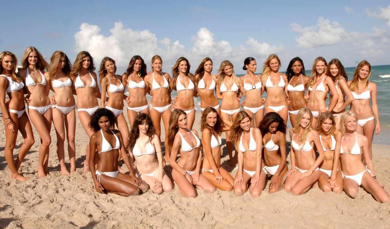 , secret, victorias, victoria, девушки, пляж, модели,