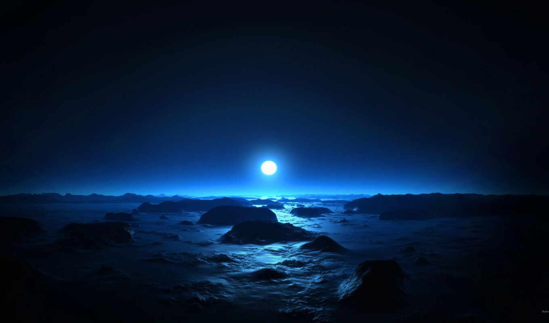 ночь, pic, красивый