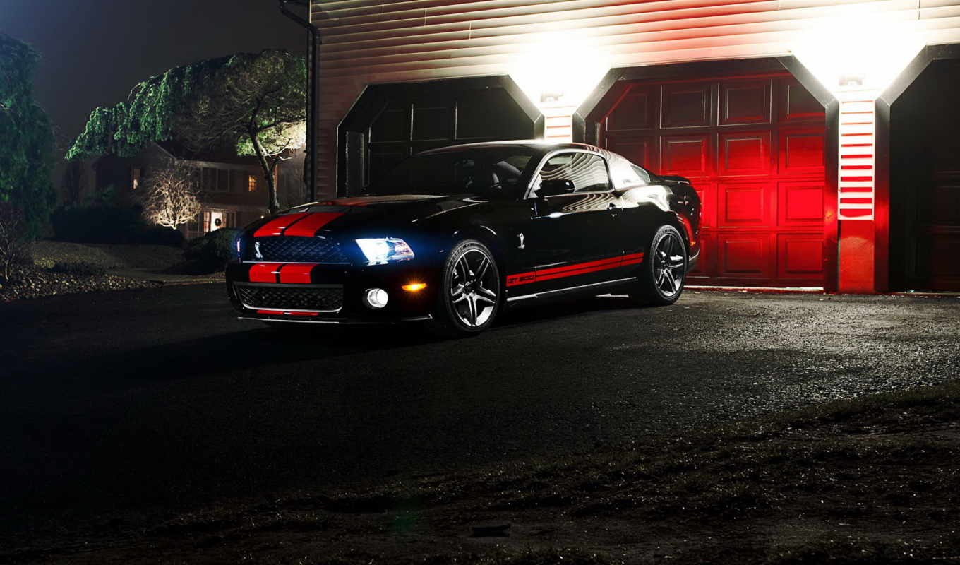 mustang, ford, shelby, muscle, car,