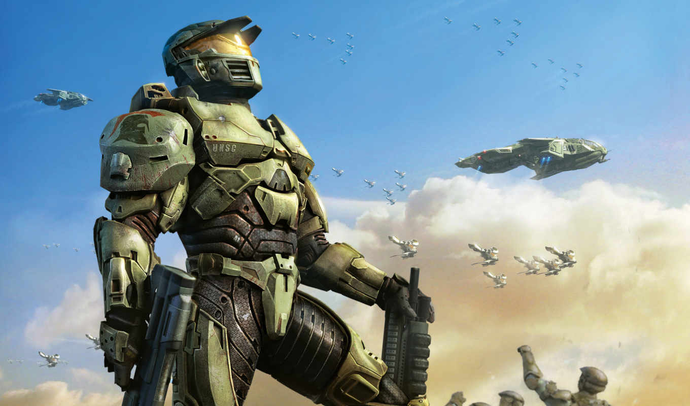 halo, game, wars, игры, games, new, video, компьютерные,