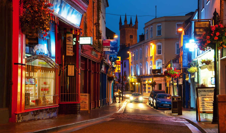 улица, res, ireland