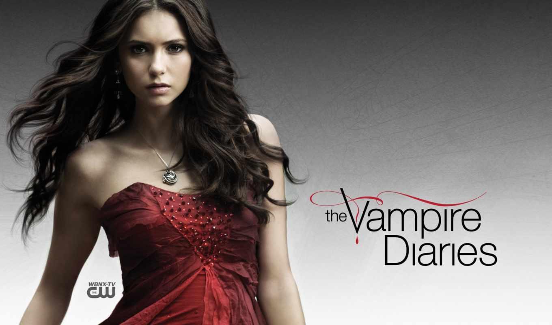 дневники, вампира, vampire, diaries,