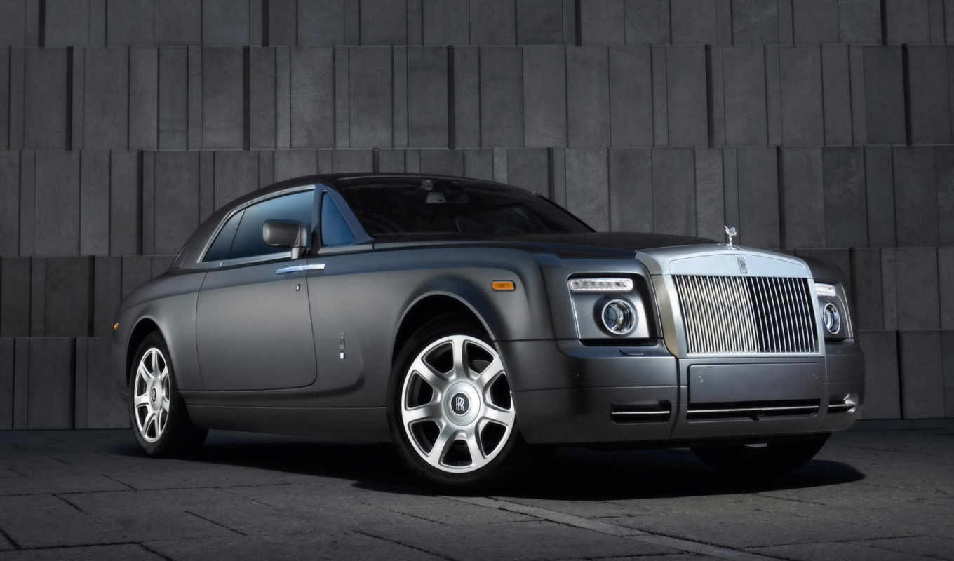 royce, rolls, phantom, coupe,