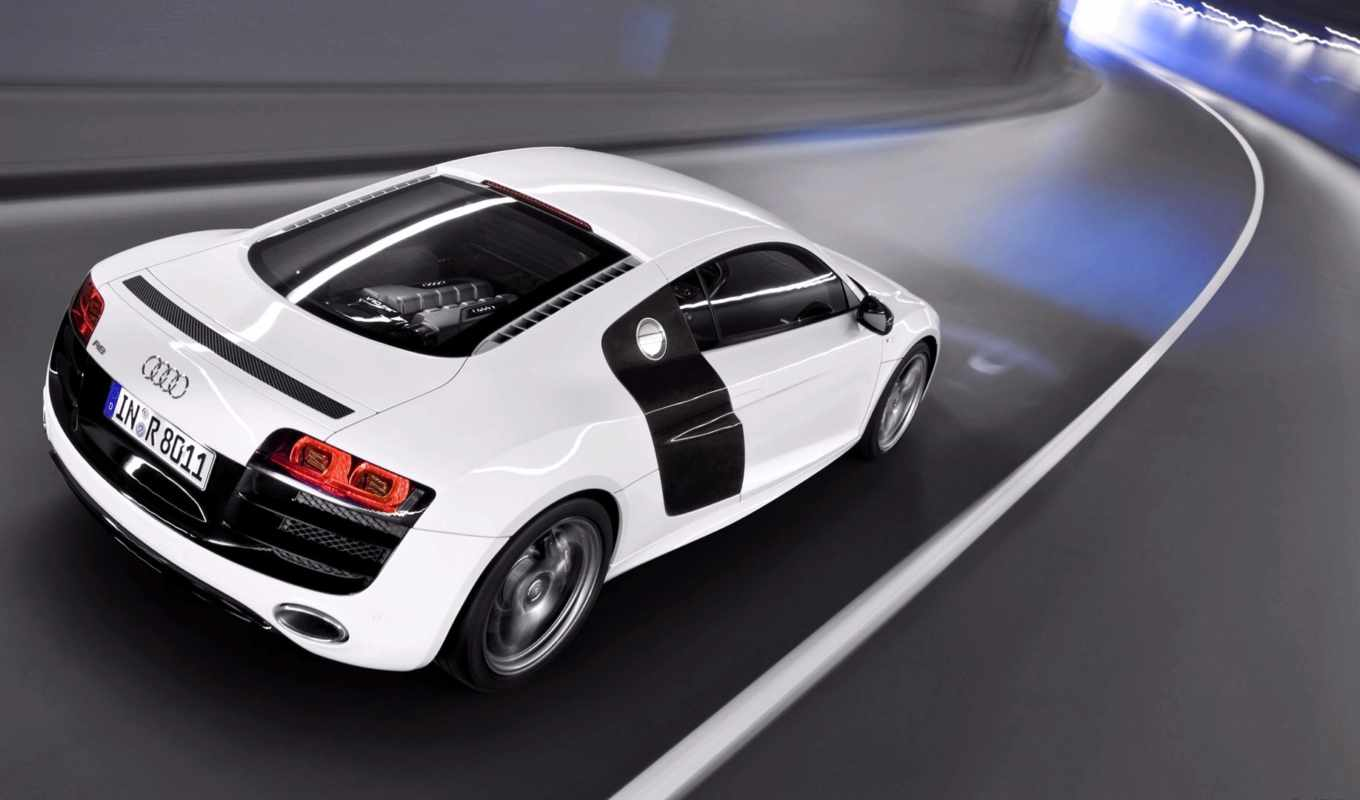 audi, fsi, quattro, wallpaper, rear, car, wallpapers,