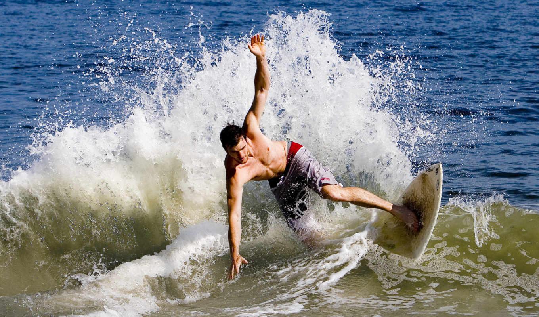 вода, парень, брызги, капли, океан, море, волна, спорт, сёрфинг, доски, доска, волны, парни,