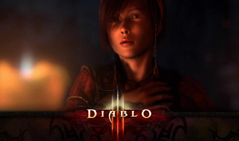 diablo, iii, blizzard, игры,