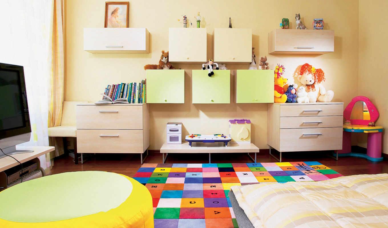 интерьер, детских, design, комнаты, сада, детского, детской, детская,