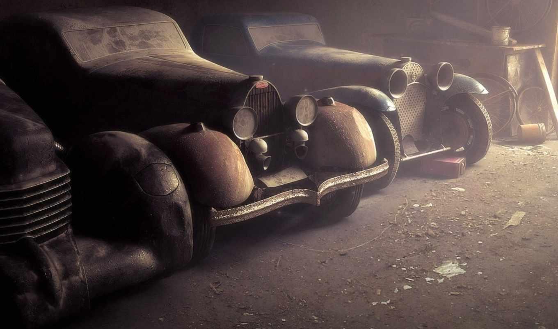 , авто, rays, солнца, старые, категории, гараж, искры, автомобили,
