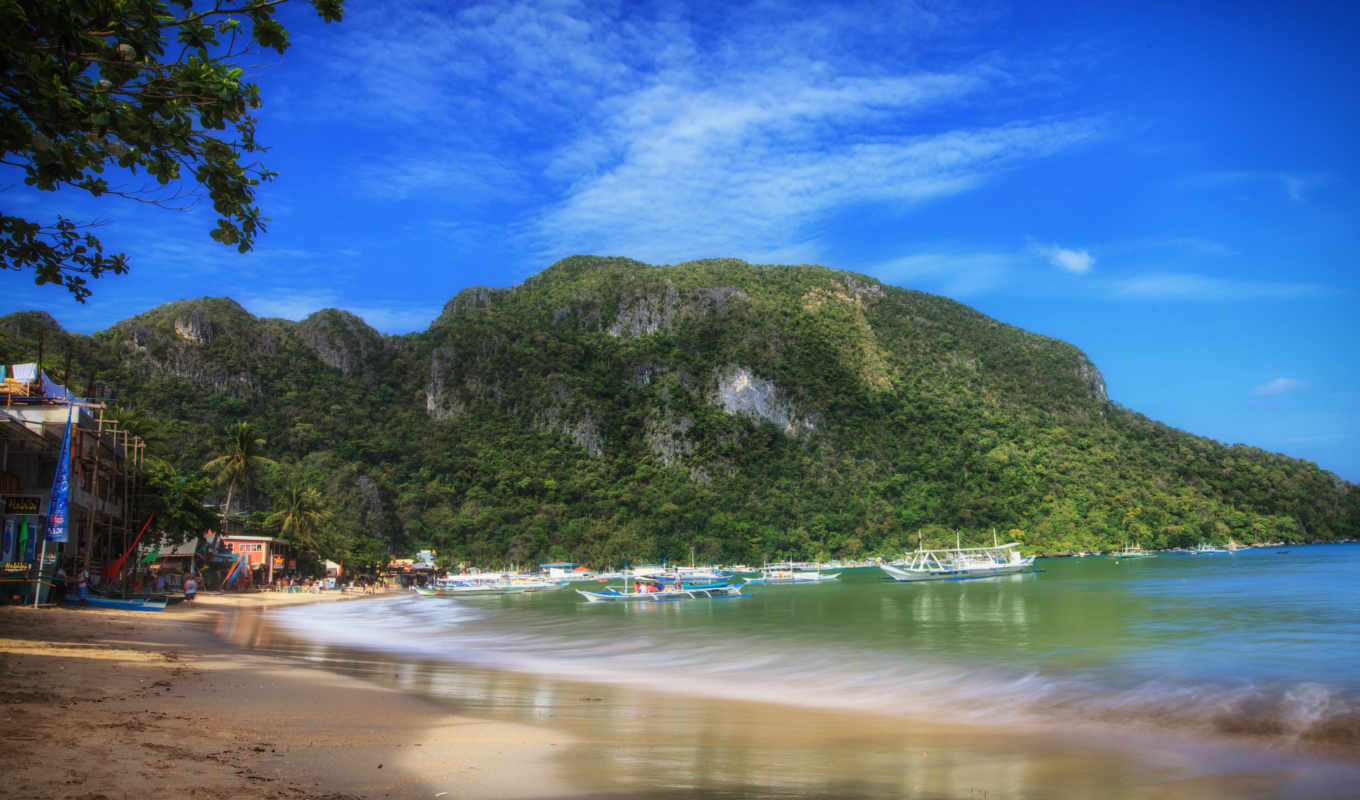 philippines, palawan, пляж, desktop, you, resolutions, nido,