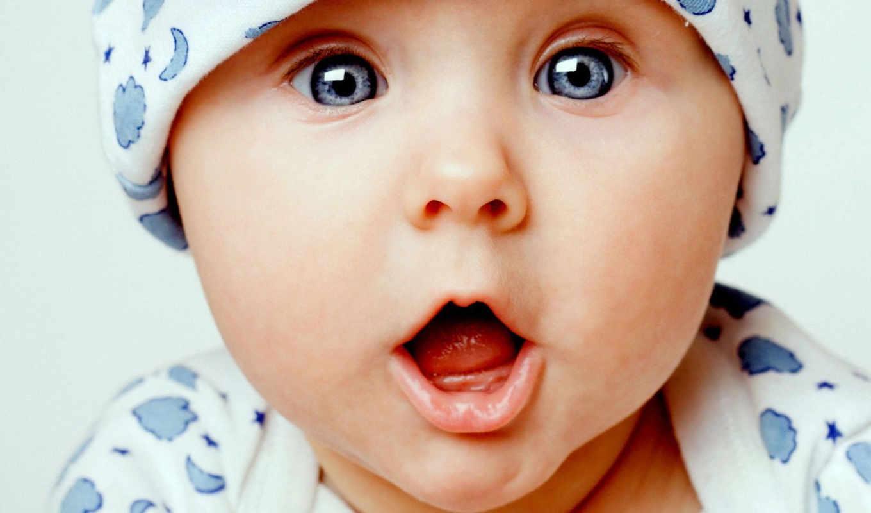 глаза, blue, ребенок, малыш, красивый, большие,