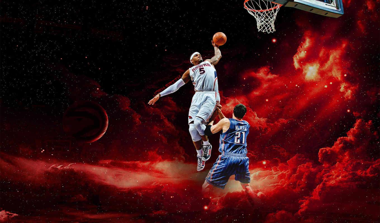 dunk, баскетбол, смит, nba, josh, widescreen, dunks,